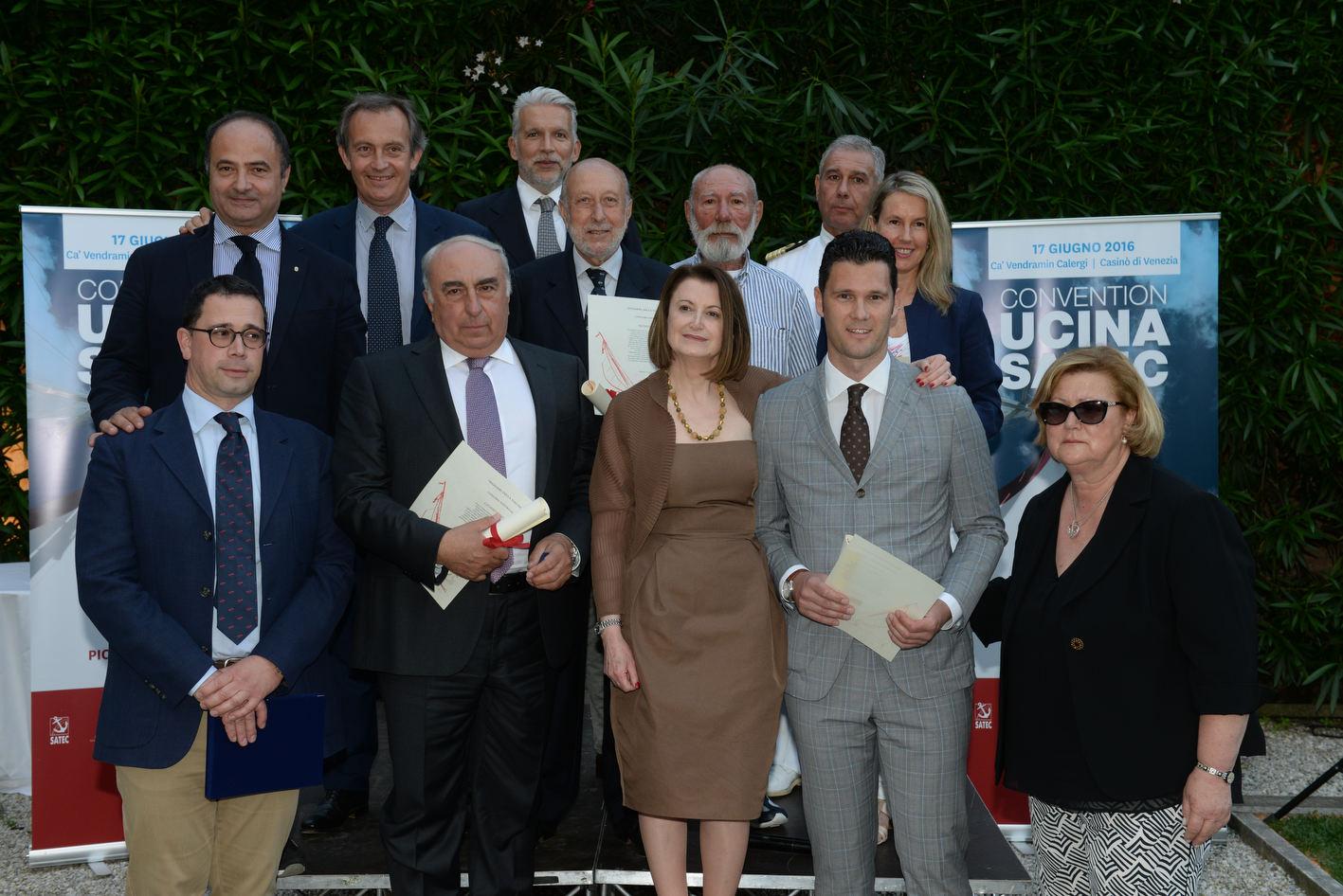 Venezia, 17 giugno 2016  - Ca' Vendramin Calergi - Casino' Municipale di Venezia - Covegno UCINA SATEC - Un anno per la nautica, nuove opportunità c)Marco Sabadin/Vision