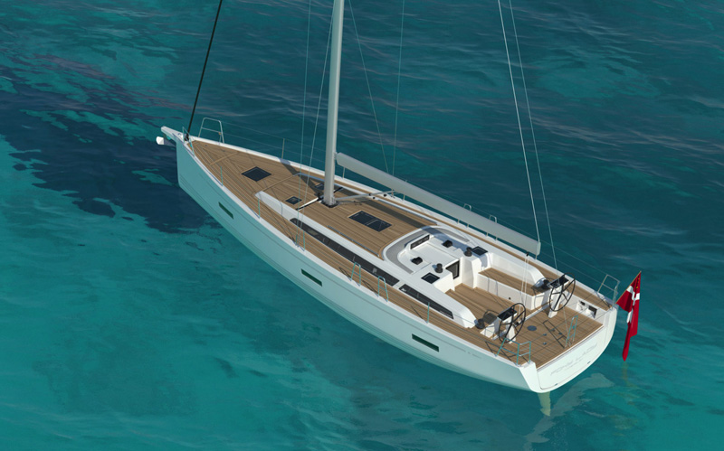 Arriva il nuovo X-Yachts X4⁶