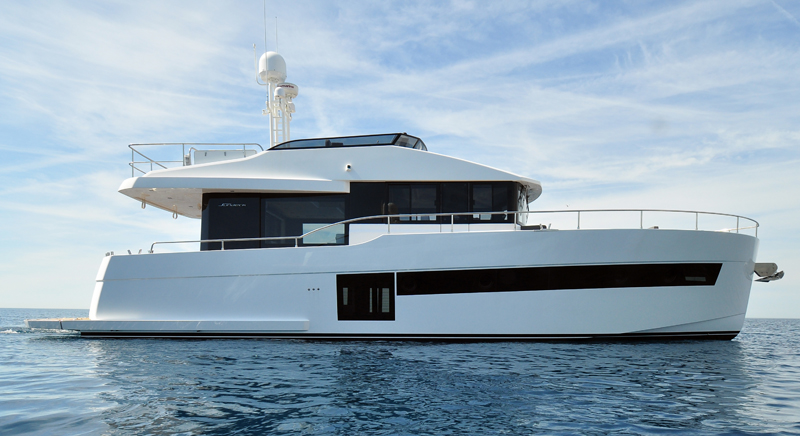 Sundeck Yachts rilancia con il Sundeck 580