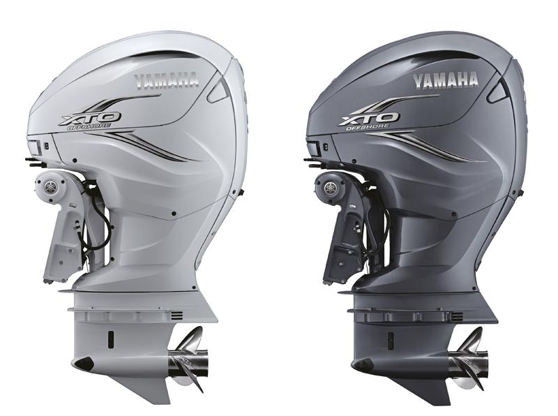 V8 XTO Offshore di Yamaha: 425 Cv di innovazione