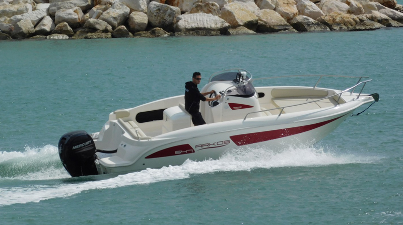 """Da Arkos una """"macchina da pesca"""" e nuovo day cruiser"""