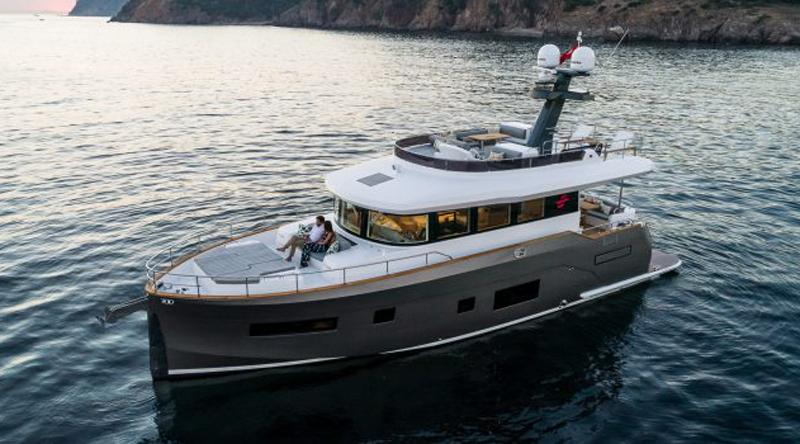 Sirena Yachts presenta il nuovo Sirena 58