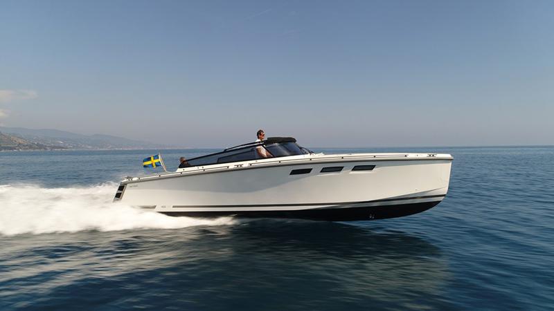 Dalla Svezia il 33P Cruiser di Hoc Yachts
