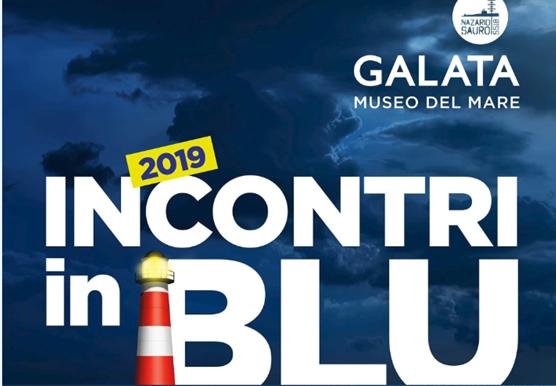 """Al Museo Galata di Genova """"Incontri in Blu"""""""
