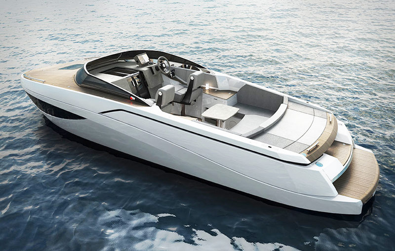 WORLD PREMIERE AT BOOT FOR THE DAY CRUISER NY24 BY NEREA YACHT