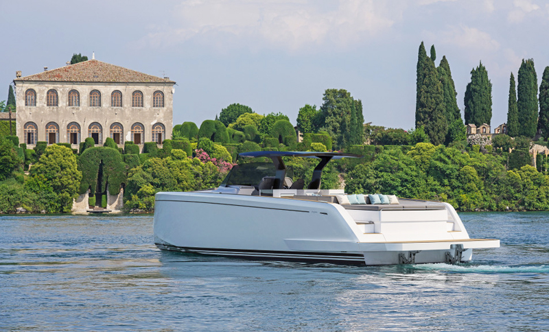 THE PARDO 50 BRINGS PARDO YACHTS' VISION TO BOOT