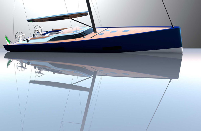 SOLARIS YACHTS GIVES BOOT AND THE WORLD THE FIRST GLIMPSE OF THE SOLARIS 64 RS