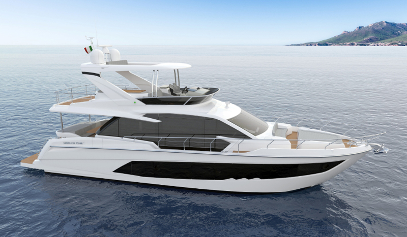 Absolute svela al Boot il nuovo Fly 62