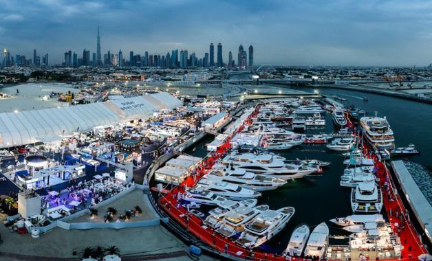 DELEGATION OF ITALIAN BUSINESSES AT THE 2019 DUBAI INTERNATIONAL BOAT SHOW
