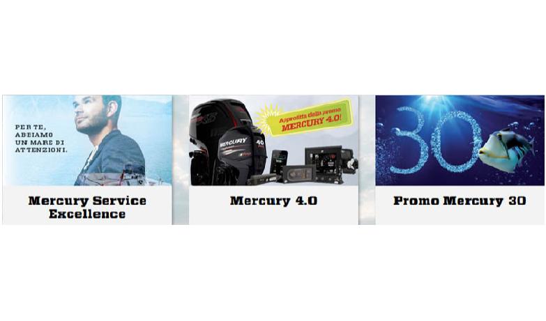 Con Mercury-Deals una valanga di occasioni da Mercury Marine