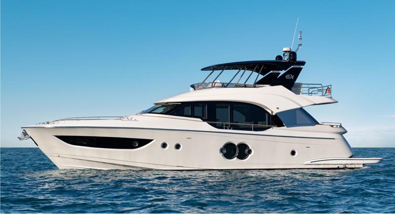 Monte Carlo Yachts vince agli Asia Boating Awards con il nuovo MCY70