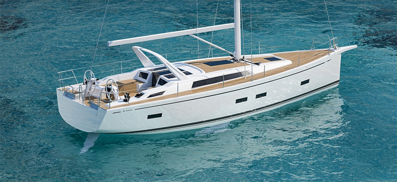 THE GRAND SOLEIL 42 LC IS ALMOST HERE