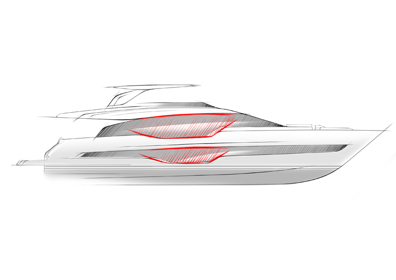 CRANCHI TO PRESENT ITS NEW ENDURANCE 30 AT THE 59th GENOA INTERNATIONAL BOAT SHOW