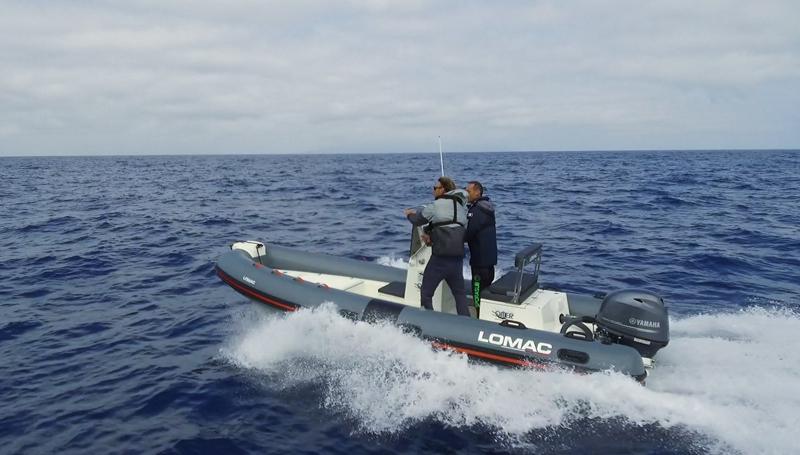 Il nuovo Package Lomac-Yamaha presentato da due campioni del mare
