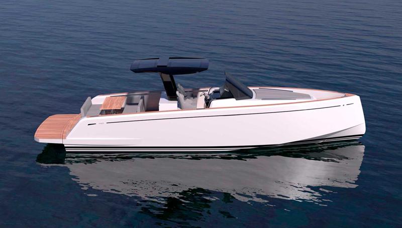 Pardo Yachts con l'ultima novità Pardo 38 al 59° Salone Nautico