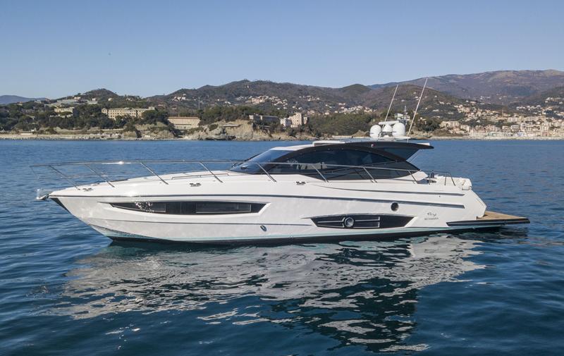 Rio Yachts con il nuovo Sport Coupè 56 al 59° Salone Nautico