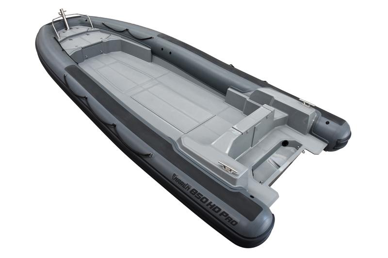 Da Marlin Boat al 59° Salone Nautico il nuovo Marlin 850 HD Pro