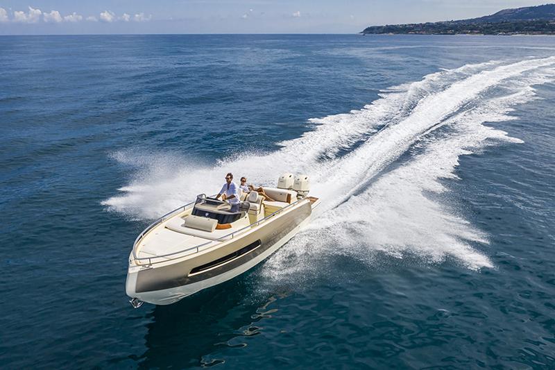 Da Invictus Yachts al 59° Salone Nautico il nuovo GT280S