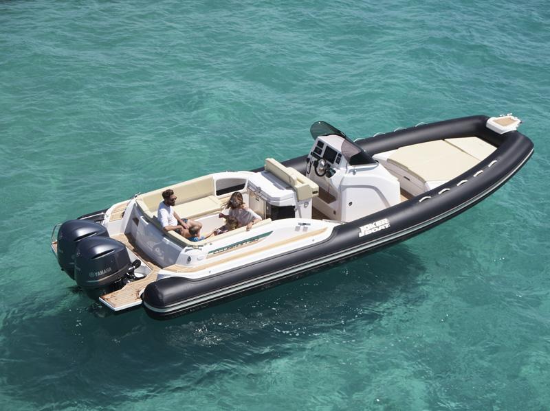 Da Joker Boat al 59° Salone Nautico il nuovo Clubman 30′