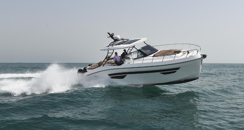 Oryx marchio di Gulf Craft debutta al 59° Salone Nautico con il nuovo Oryx 379