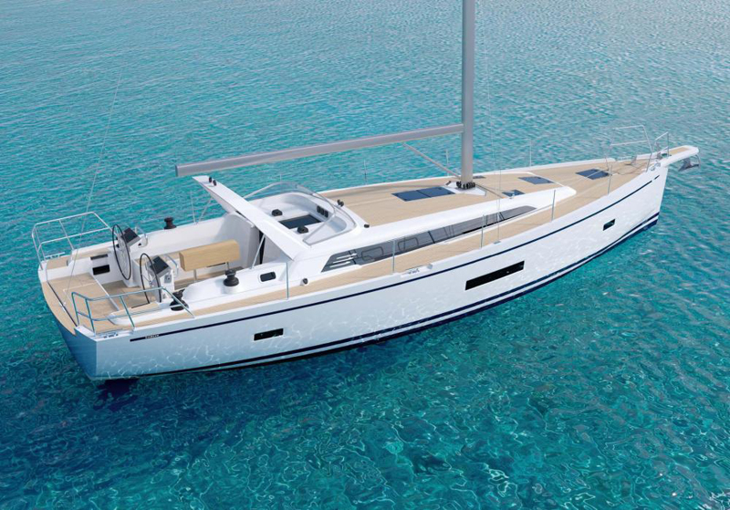 Dal cantiere austriaco Sunbeam Yachts il Sunbeam 46.1  al 59° Salone Nautico