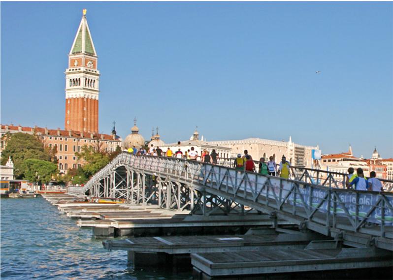 Da Ingemar due ponti molto speciali per Venezia