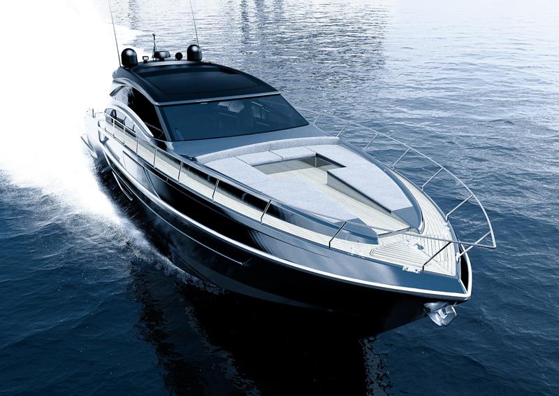 Il nuovo Rizzardi INsix Barca dell'Anno al 59° Salone Nautico