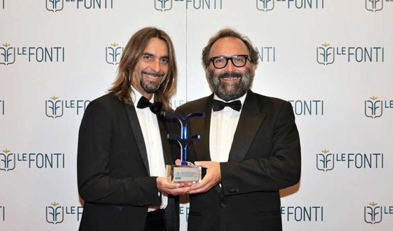 La Razeto e Casareto premiata con Le Fonti Awards