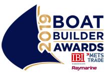 Assegnati ad Amsterdam i Boat Builder Awards 2019