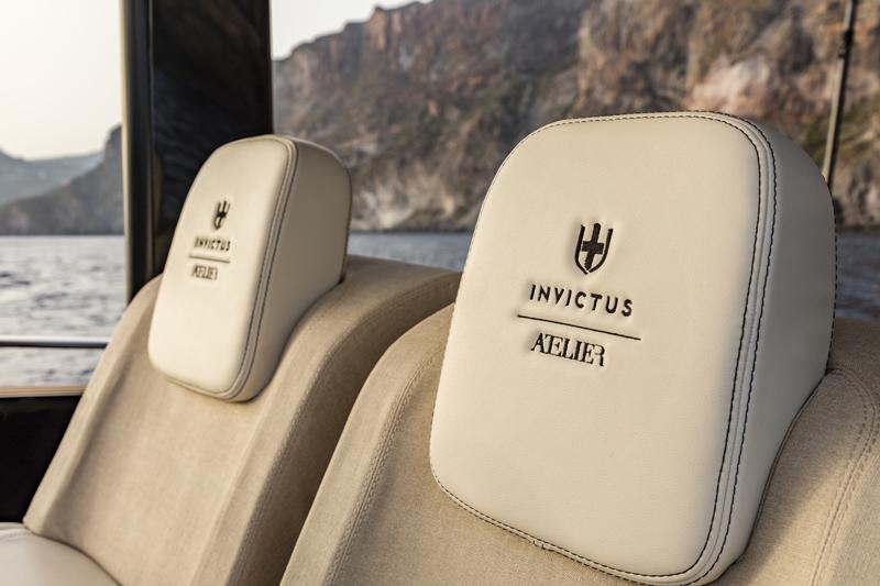 Da Invictus Yacht il nuovo GT 320 Atelier