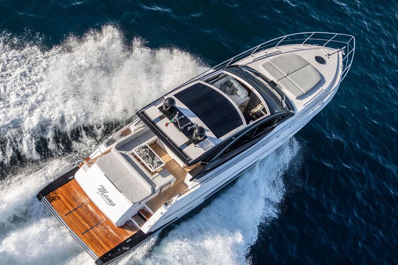 Da Rio Yachts la nuova versione dello Sport Coupé 56
