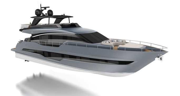 Cranchi Yachts al Boot di Düsseldorf con il nuovo Settantotto