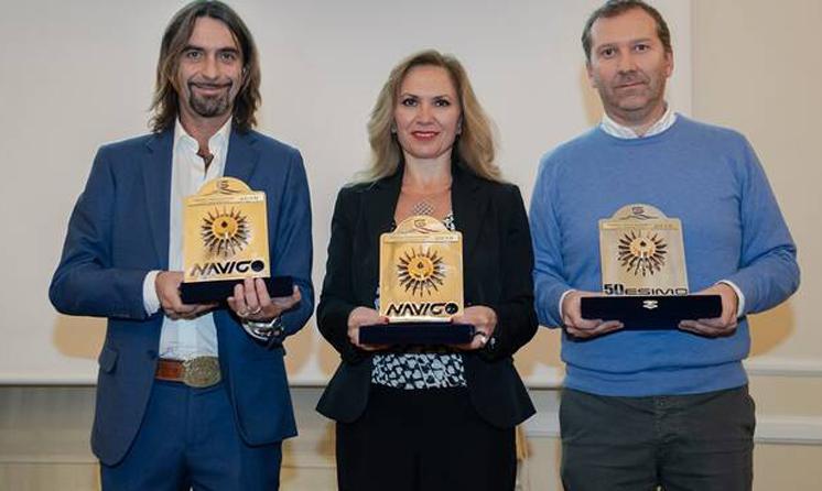 Il premio Luigi Gianneschi alla Razeto & Casareto