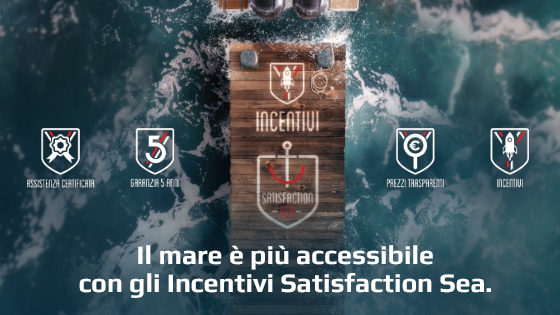 Da Yamaha gli incentivi Satisfaction Sea ed Easy Go