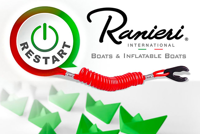 Ranieri International lancia Re-Start!