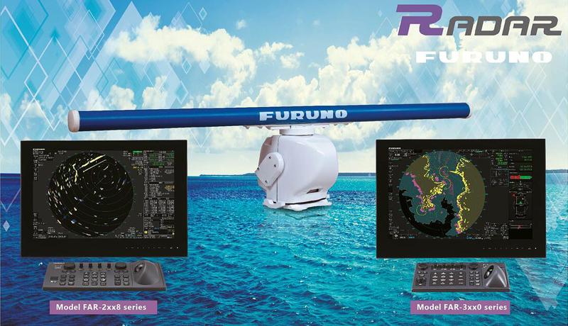 Da Furuno le versioni NXT Solid-State per i suoi radar