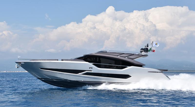 AB Yachts del Gruppo Fipa vara il secondo AB80