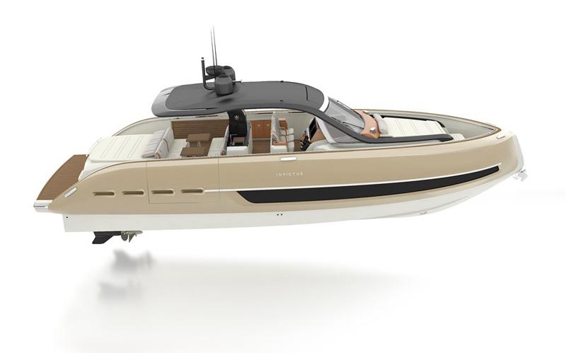 Sarà il TT460 la nuova ammiraglia di Invictus Yachts