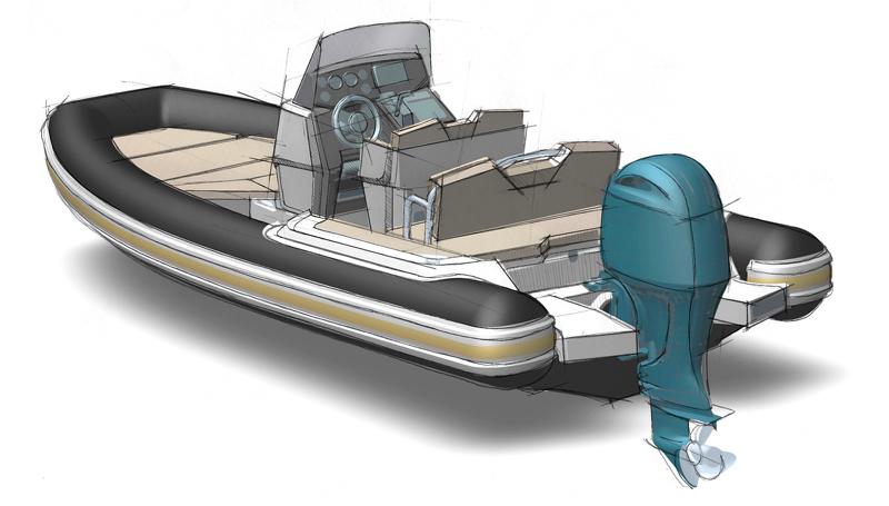 Joker Boat presenta al 60° Salone Nautico il nuovo CS650 Plus