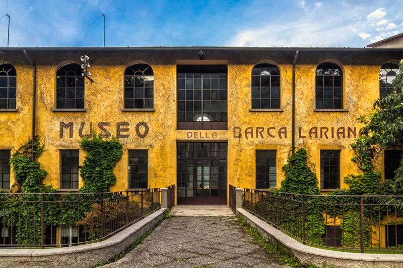 Riaperto  il Museo della Barca Lariana