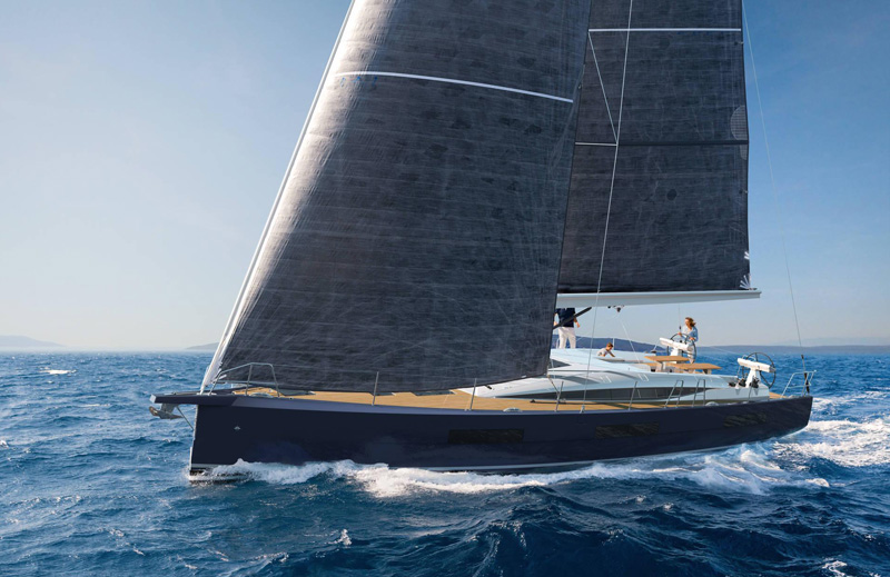 Svelato il nuovo Jeanneau Yachts 60