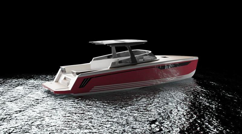 """X-Yachts lancia il suo """"motore"""" con  X-Power 33C"""