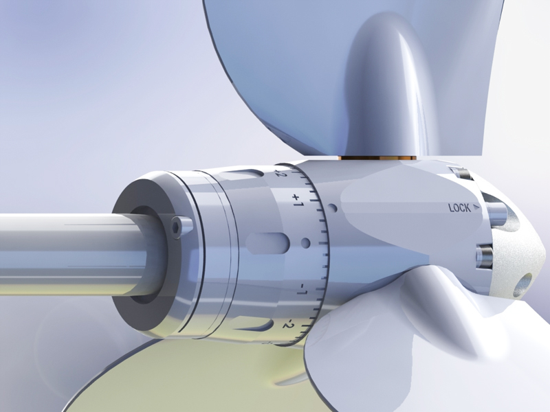 Ewol to showcase new Andromeda propeller at the 60th Genoa International Boat Show