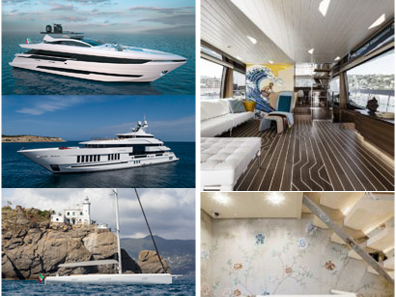 Il Made in Italy protagonista al The International Yacht & Aviation Awards