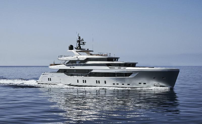 Sanlorenzo Superyacht consegna il secondo 44 Alloy