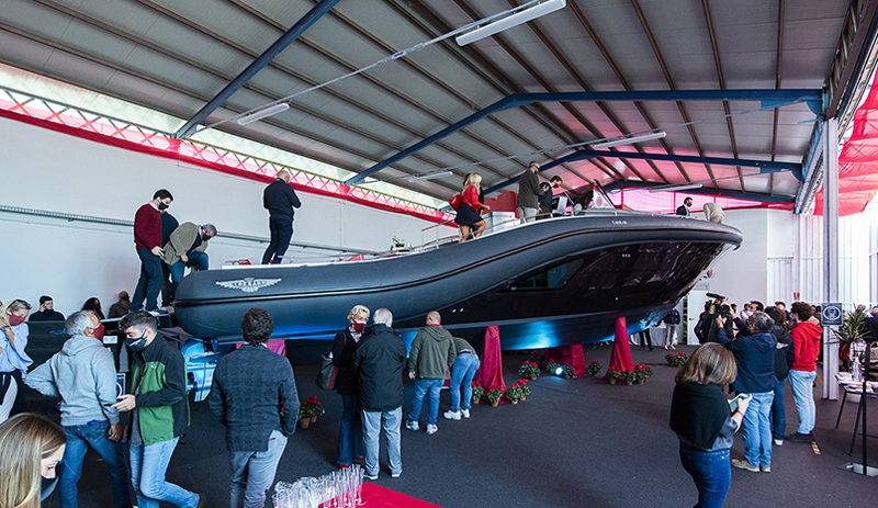 Tornado Yachts presenta il nuovo T-RIB 48