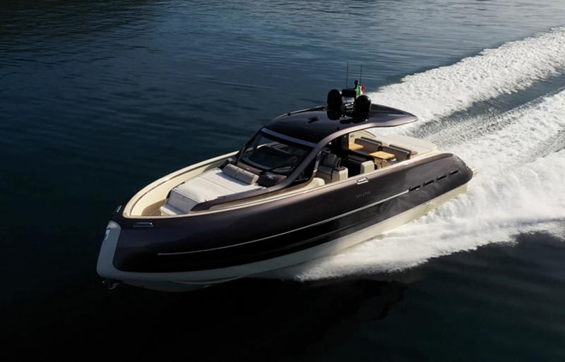 Ecco l'Invictus TT460 nuova ammiraglia di Invictus Yacht