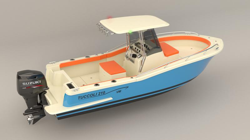 Tuccoli presenta il nuovo T210VM