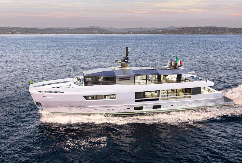 Arcadia Yachts vende il quinto A115 e consegna lo Sherpa n.11