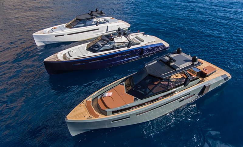 Per Blu Emme Yachts e i suoi Evo Yachts bilanci positive e nuovi modelli